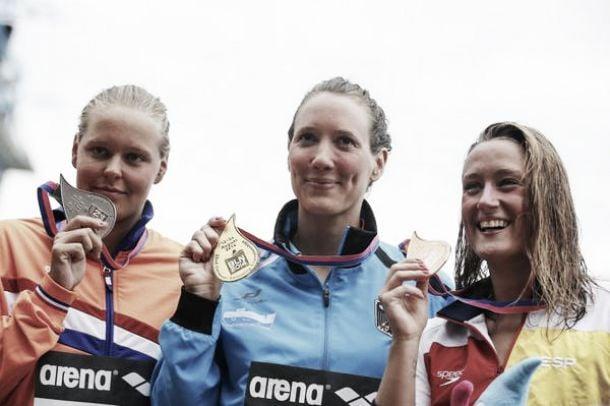 Championnats d'Europe de la natation : la deuxième journée