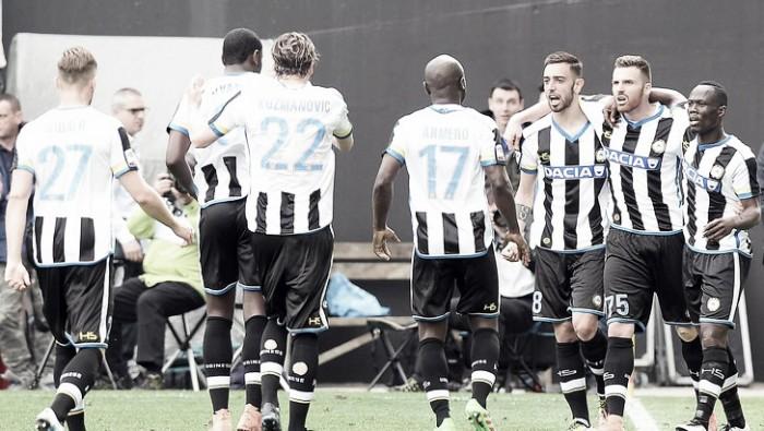Udinese - Napoli in Serie A Tim 2016/17 (1-2): il Napoli torna al successo nel segno di Insigne!