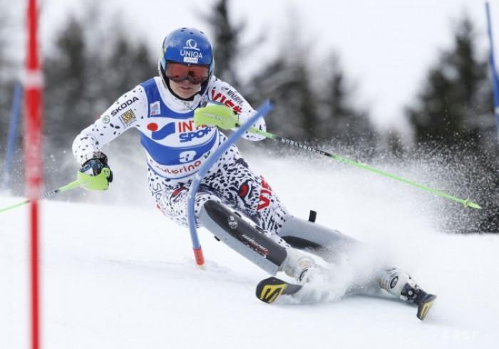 Sci Alpino, Slalom Femminile - Flachau: Zuzulova domina la prima manche