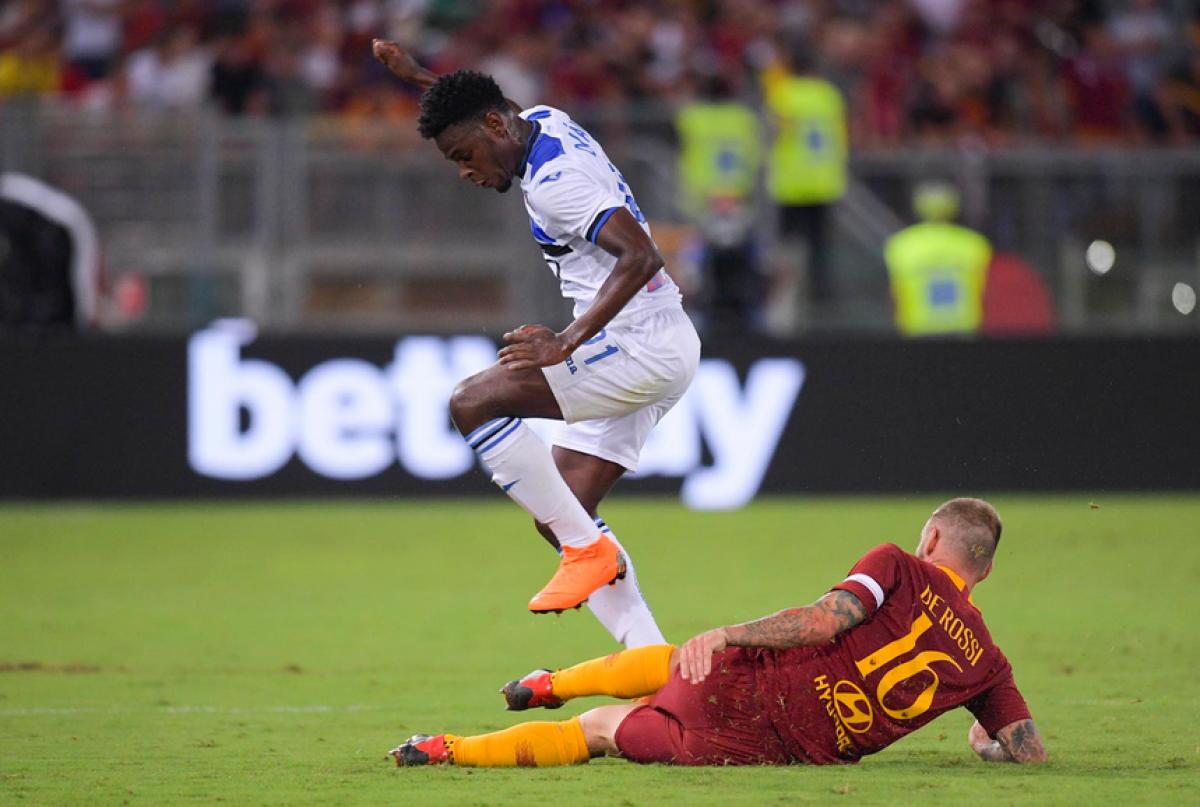 """Atalanta, Gasperini sorride solo a metà dopo il 3-3 di Roma: """"Grande partita, ma potevamo vincere"""""""