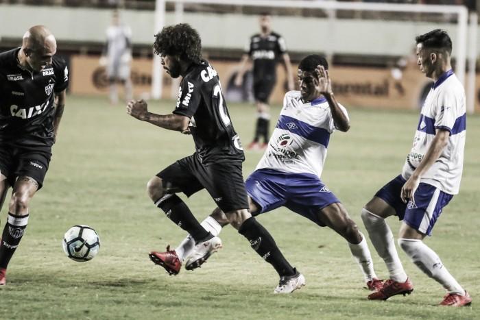 Em noite apagada, Atlético-MG empata com Atlético-AC e avança à segunda fase da Copa do Brasil