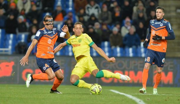 Montpellier-FC Nantes: Le naufrage Nantais