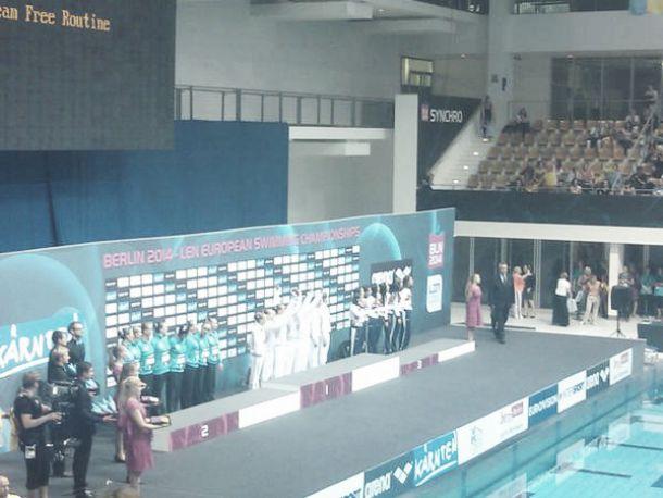 Championnats d'Europe de natation : la quatrième journée