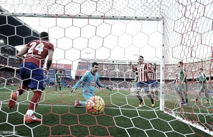 Liga BBVA: Atlético de Madrid regressa às vitórias frente ao Eibar
