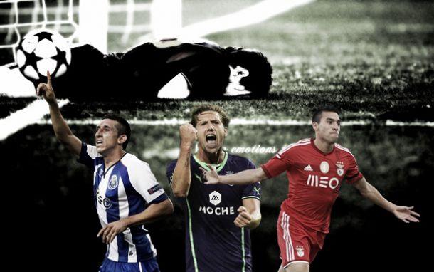 Porto e Sporting travados, Benfica manietado: Os três grandes tropeçaram na ambição