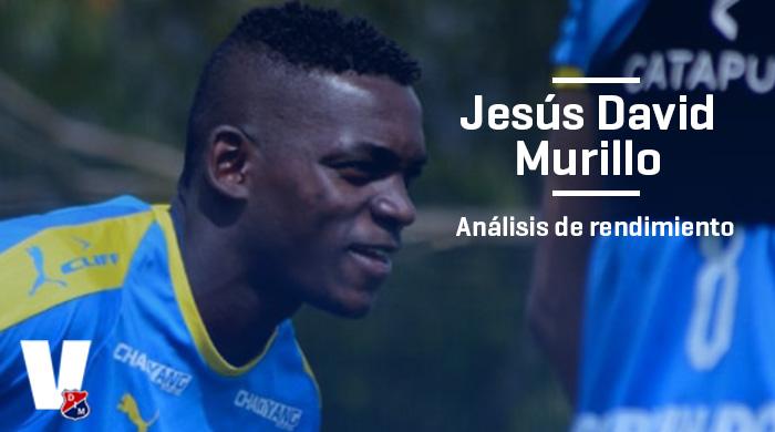 Análisis VAVEL, Independiente Medellín 2018-II: Jesús Murillo