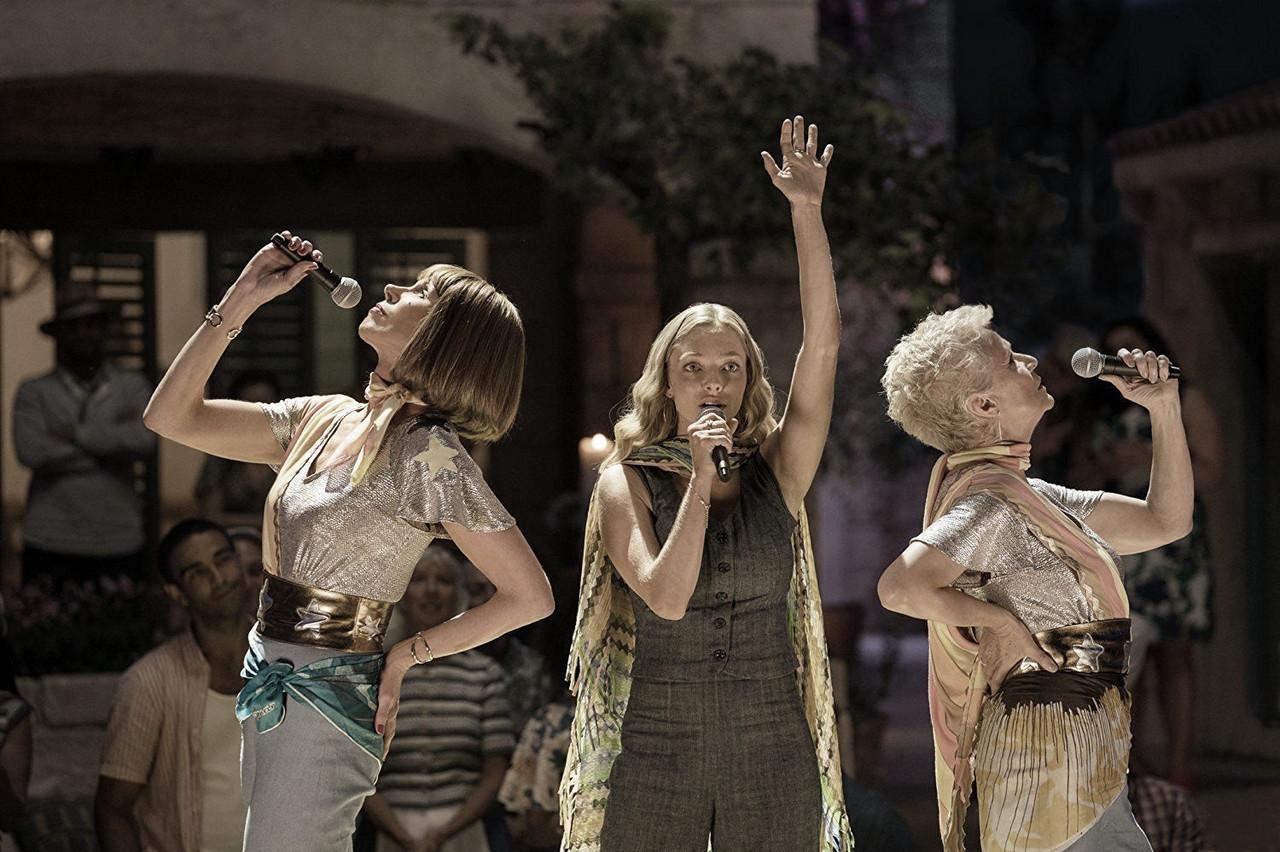 """Confirmado que """"Mamma Mia!"""" tendrá una tercera parte"""