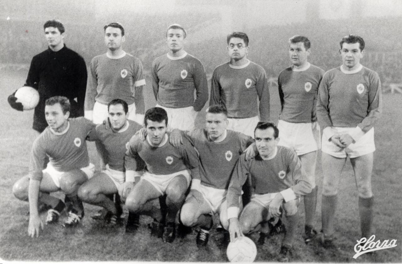 El Daring Club de Bruselas, primer conjunto belga en enfrentarse al Athletic