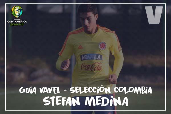 Guía VAVEL, cafeteros en la Copa América 2019: Stefan Medina
