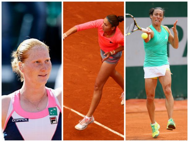 Three Up, Three Down: WTA Post-French Open Edition