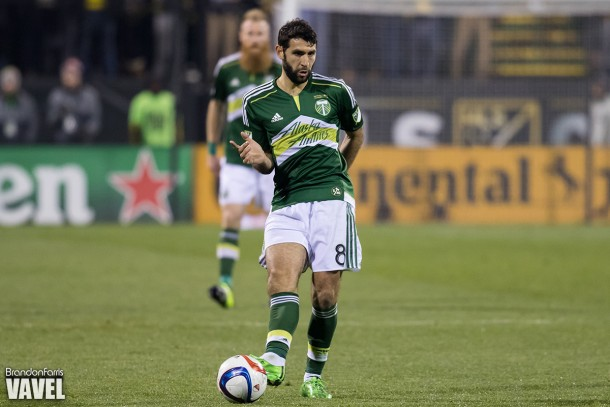 2015 Audi MLS Cup: Diego Valeri Named MLS Cup MVP As Portland Timbers Beat Columbus Crew 2-1