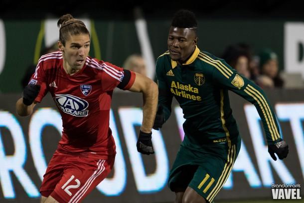 2015 MLS Cup Playoffs Portland Timbers - FC Dallas Leg 1 Photo Gallery