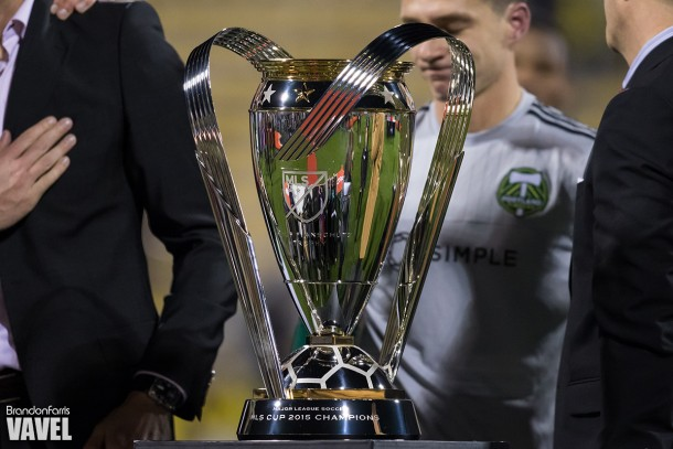 2015 Audi MLS Cup in Pictures