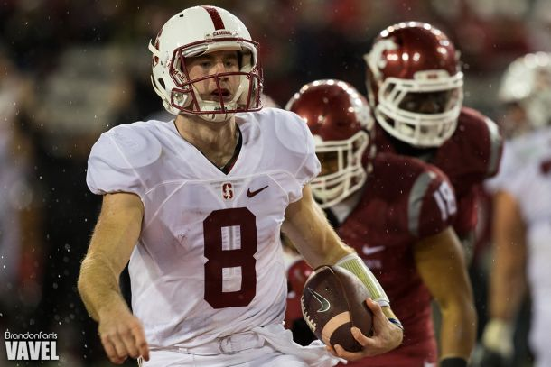 Stanford Comes Back To Beat Washington State 30-28