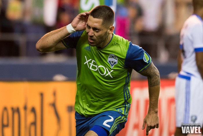 Clint Dempsey Fires Seattle Sounders To First Win Of Season