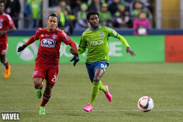 2015 MLS Cup Playoffs Seattle Sounders - FC Dallas Leg 1 Photogallery