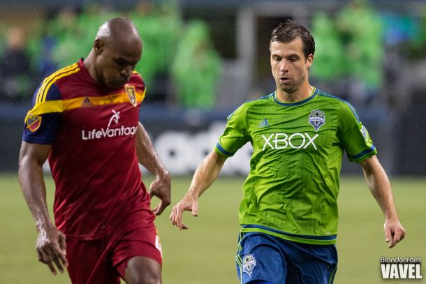 Seattle Sounders - Real Salt Lake Photogallery