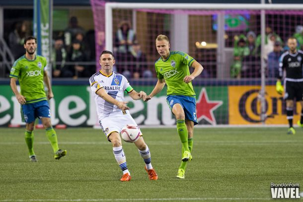 2015 MLS Cup Playoffs: Seattle Sounders - LA Galaxy Photogallery