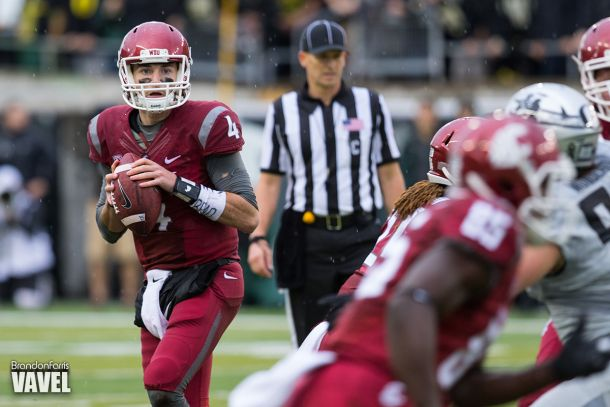 Washington State Cougars Hope To Keep Good Fortune Going Against Oregon State Beavers