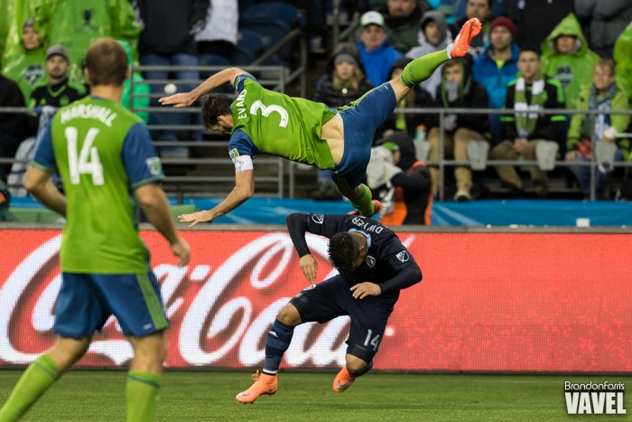 Seattle Sounders Dealing With The Injury Bug One Week Into Season