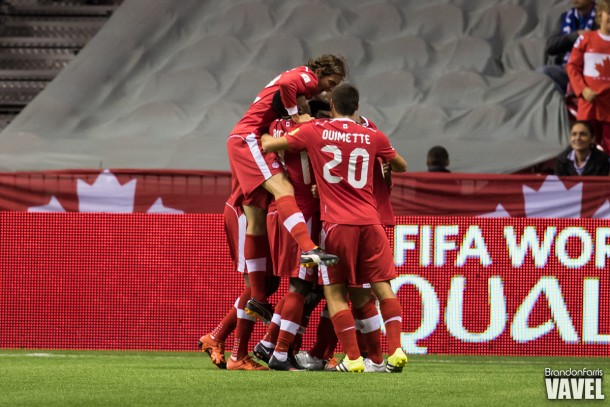 2018 CONCACAF World Cup Qualifying: Canada Defeats Honduras