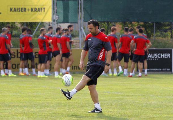 """Sergio González: """"Necesitamos un central y un delantero"""""""