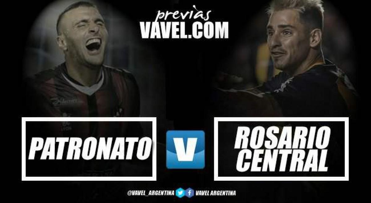 Previa Patronato - Rosario Central: una visita muy incómoda