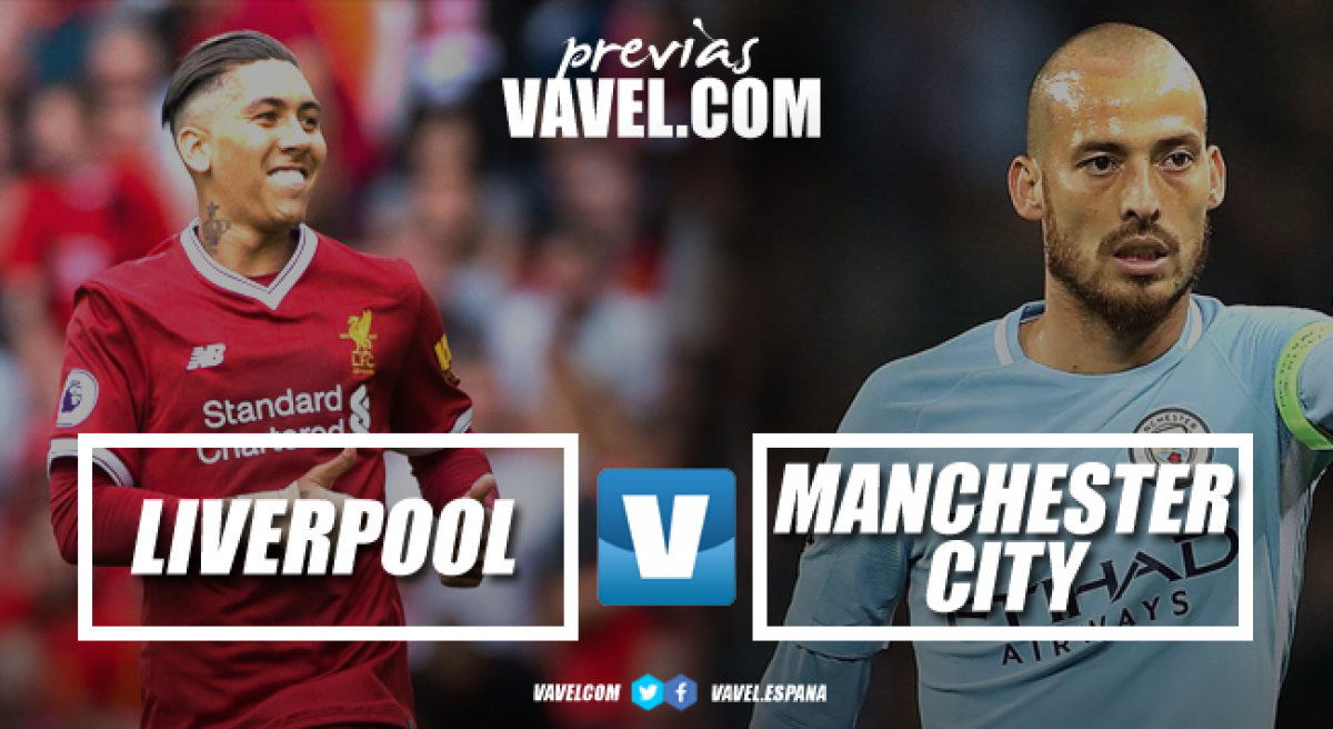 Champions League - Liverpool vs Manchester City, Guardiola nella tana di Klopp
