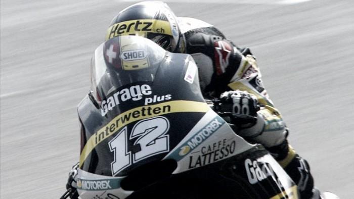 Thomas Luthi tops Moto2 Free Practice at Motul TT Assen