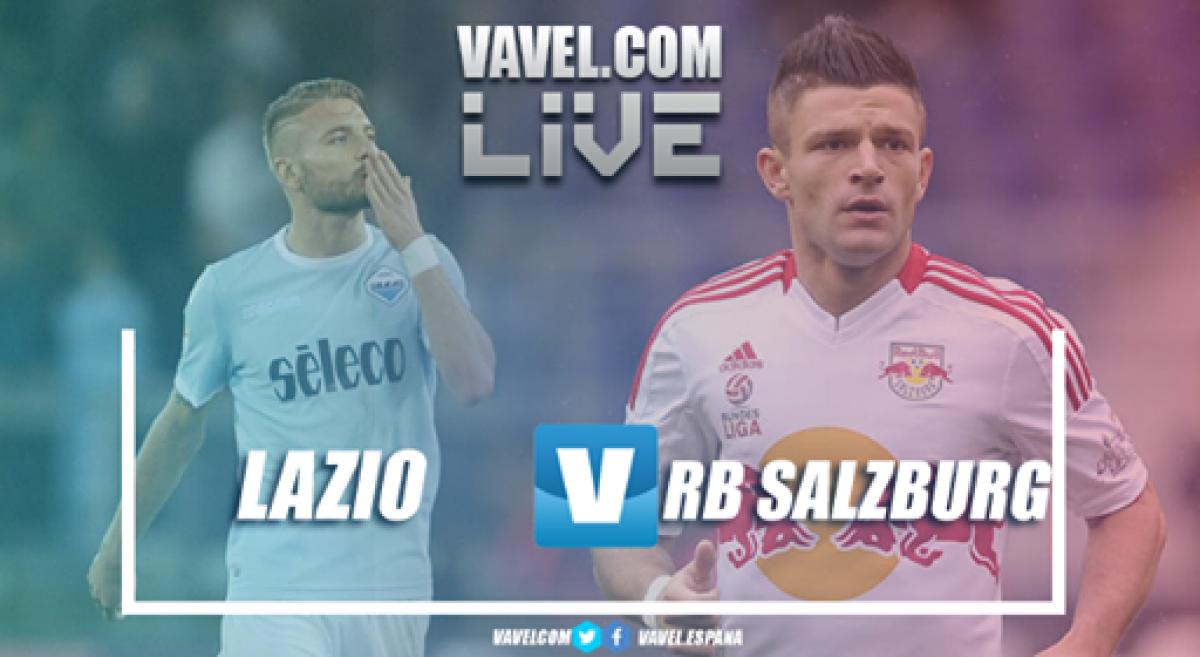 Resumen Lazio 4-2 Salzburgo en Europa League 2018