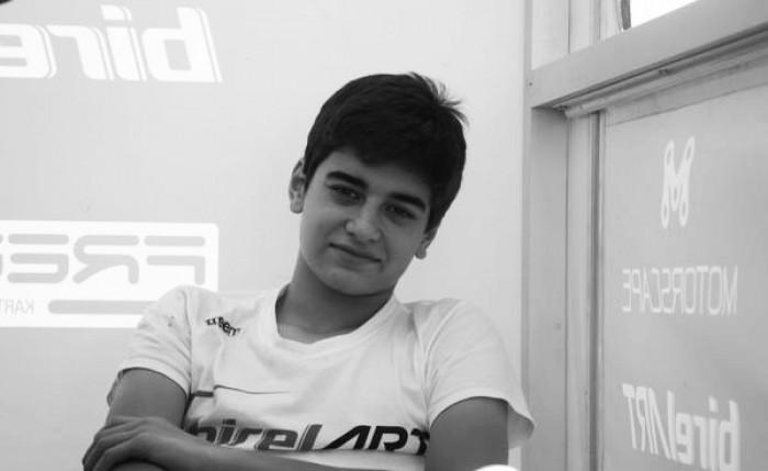 Caio Collet satisfeito com participação Mundial de kart e traça planos para 2017