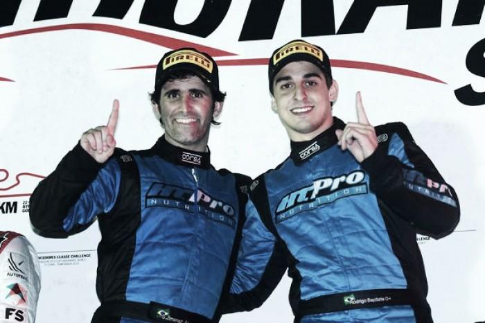 Sérgio Jimenez e Rodrigo Baptista vencem pela Porsche GT3 Cup em Interlagos