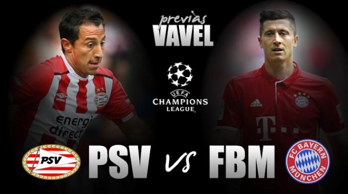 Champions League - Giro di boa: PSV-Bayern è la partita di Robben, ma in palio c'è la qualificazione