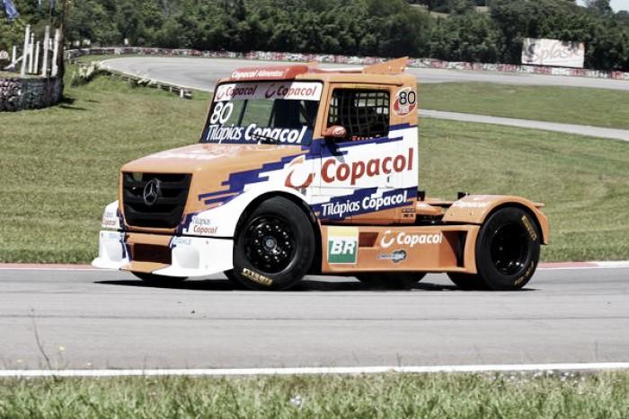 Diogo Pachenki será fundamental pela briga do título da Fórmula Truck em Londrina