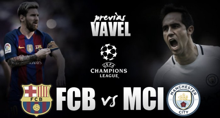 FC Barcelona - Manchester City: reencuentro reñido por el liderato