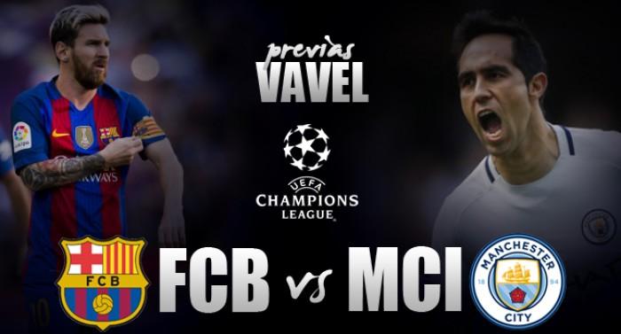 Barcellona - Manchester City: l'esaltazione del bello