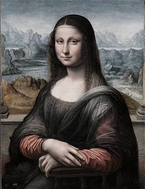 La Mona Lisa de Madrid
