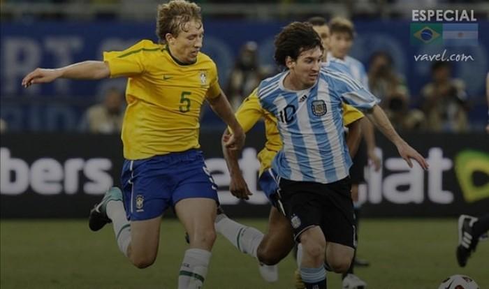 Messi x Brasil: seleção brasileira leva vantagem em confrontos contra craque argentino