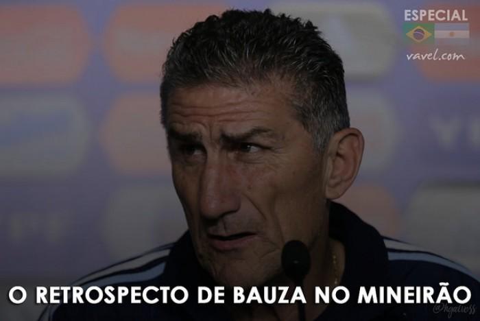 Brasil x Argentina: Edgardo Bauza e seu retrospecto no Mineirão