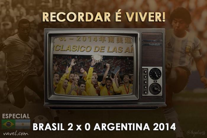 Recordar é viver: Messi perde pênalti, Tardelli brilha e Brasil vence Superclássico das Américas