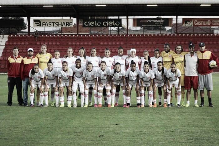 Audax/Corinthians vence Cresspom no jogo de ida da semifinal da Copa do Brasil Feminina
