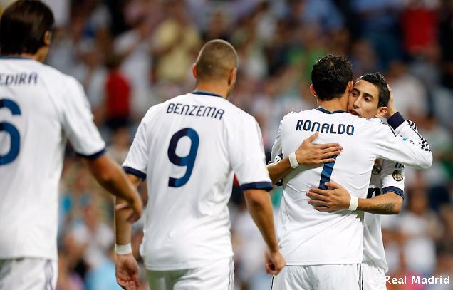 Real Madrid - Granada: Puntuaciones del Real Madrid