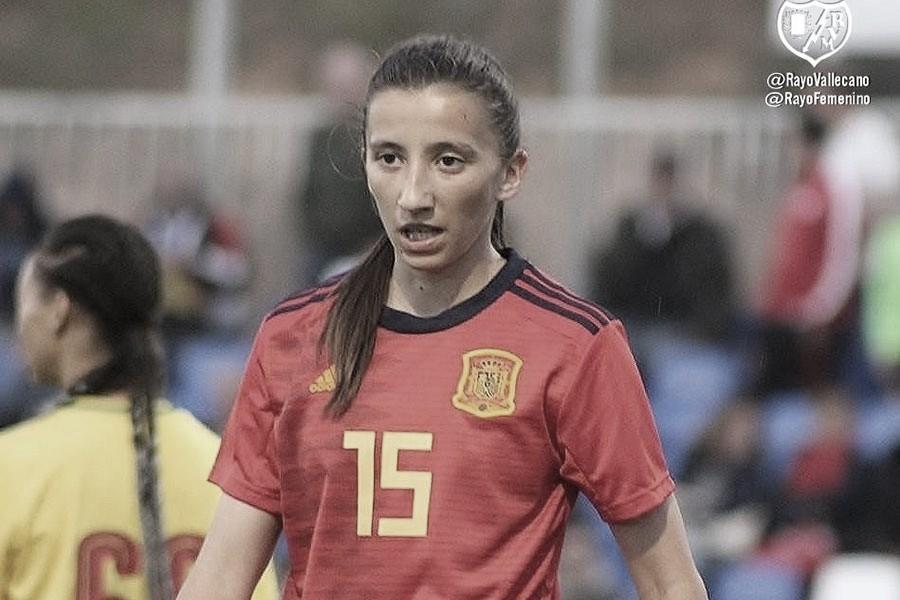 Sheila García debuta con la Selección Española