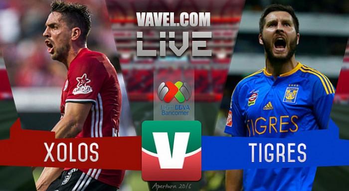 Resultado del partido Xolos 0-2 Tigres de las Semifinales de la Liga MX 2017