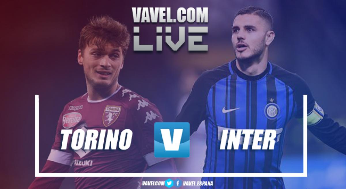 Resumen Torino 1-0 Inter de Milán en Serie A 2018