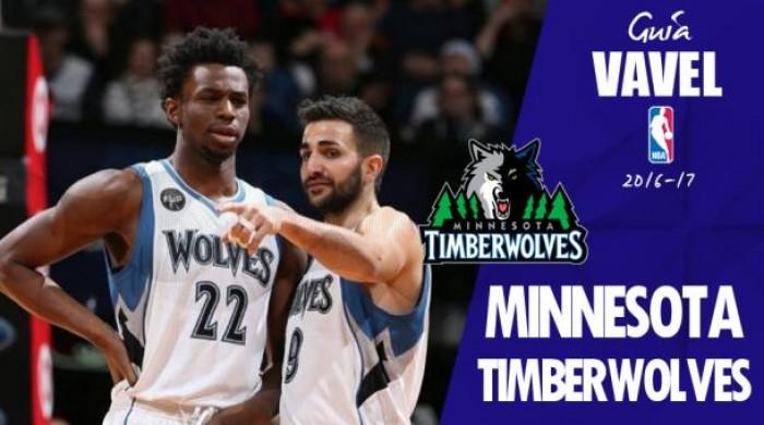 Guia VAVEL da NBA 2016/2017: Minnesota Timberwolves