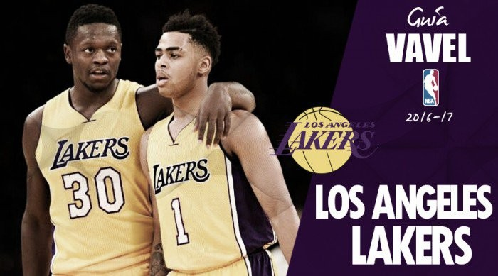 Guia VAVEL da NBA 2016/17: Los Angeles Lakers