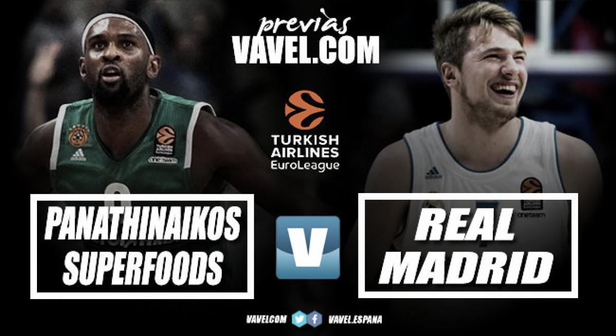 Previa Panathinaikos vs Real Madrid: duelo fratricida por estar en Belgrado