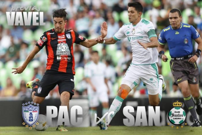 Previa Pachuca - Santos: A mantener el invicto en casa