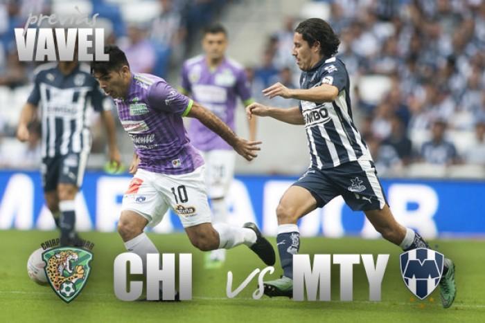 Previa Chiapas - Monterrey: por disputarse más que 3 puntos